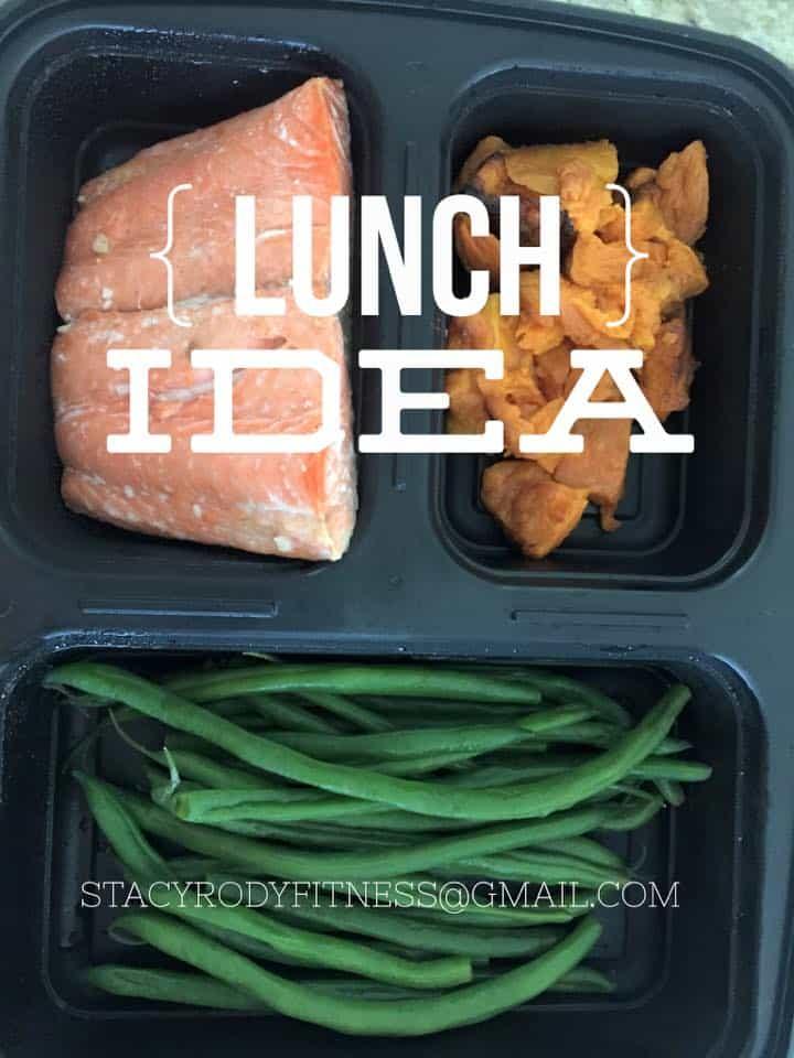 gluten-free lunch, gluten-free meal prep