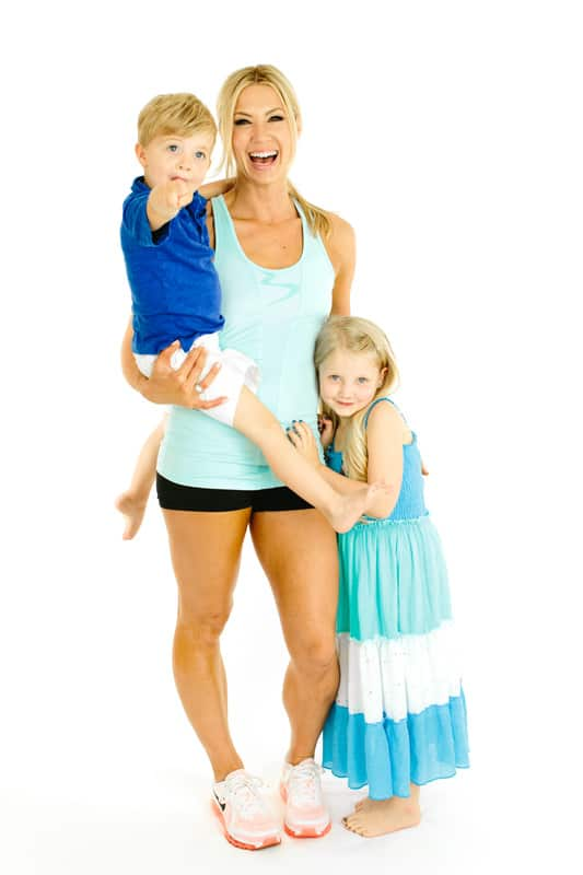 workouts for women, stay at home mom