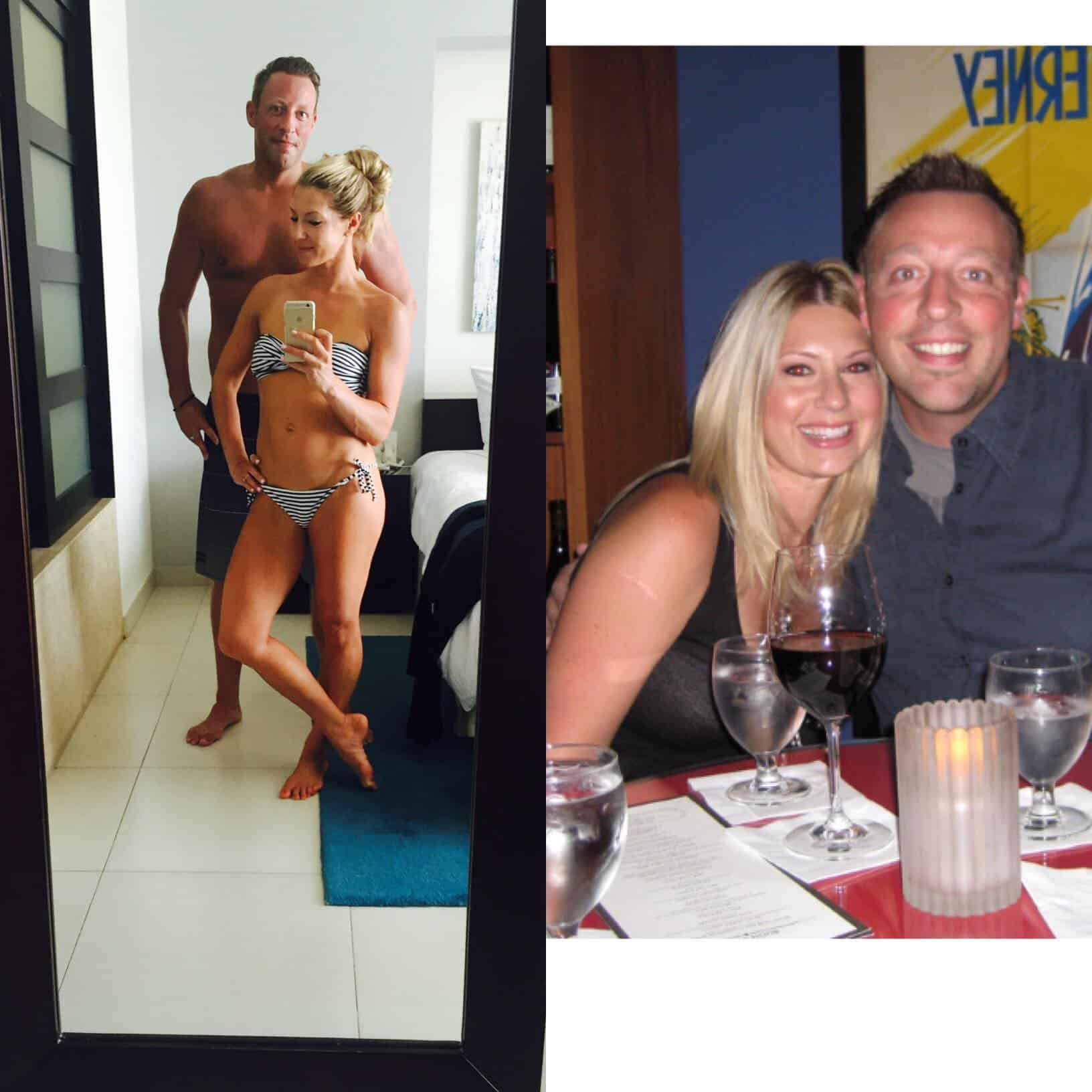 fit couples, transformation tuesday