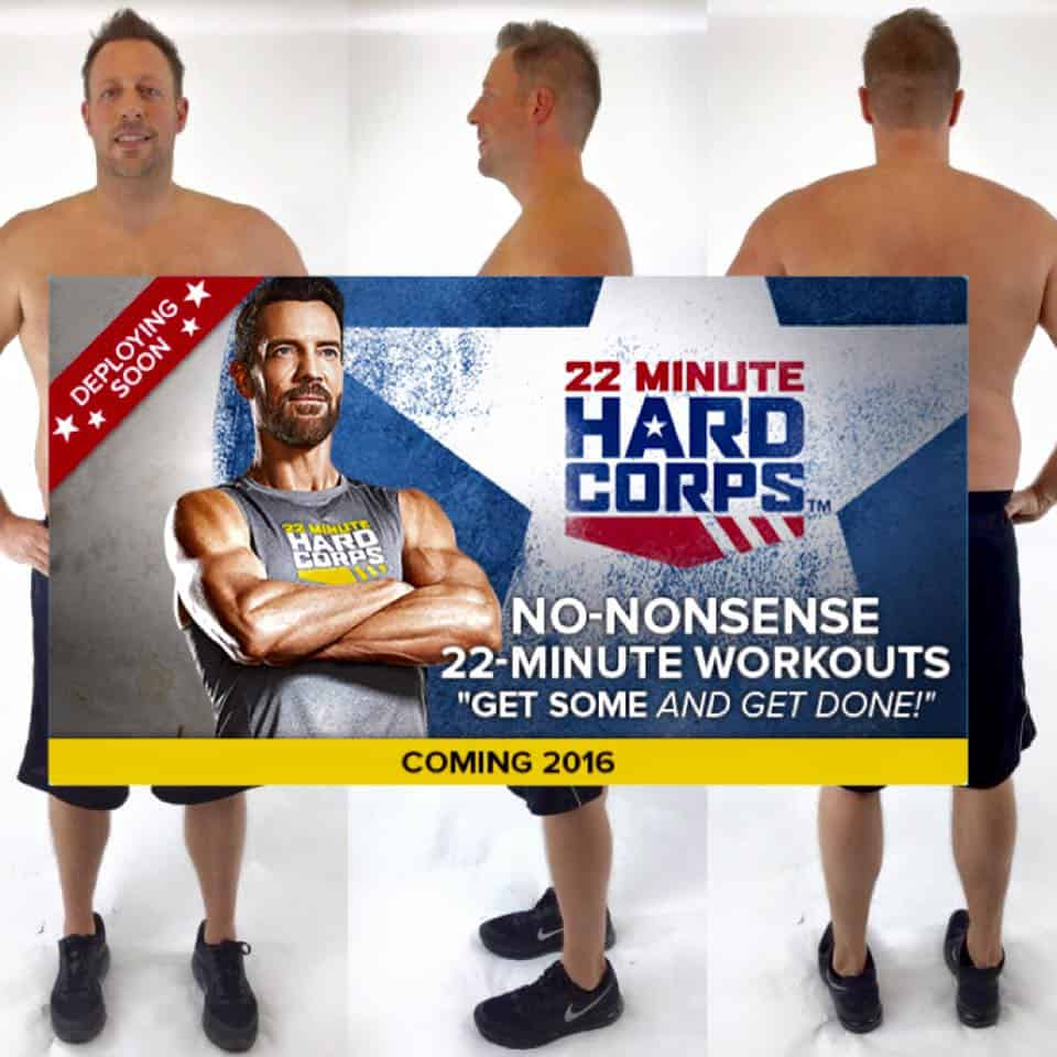 22 minute hard corps, 22 minute hard corps test group, getsome, stacy rody, matt rody, fit couple, fitfam, shakeology