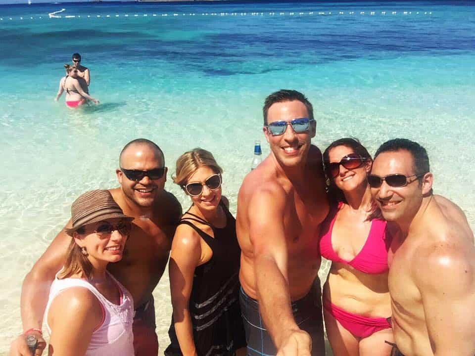 beach fun group