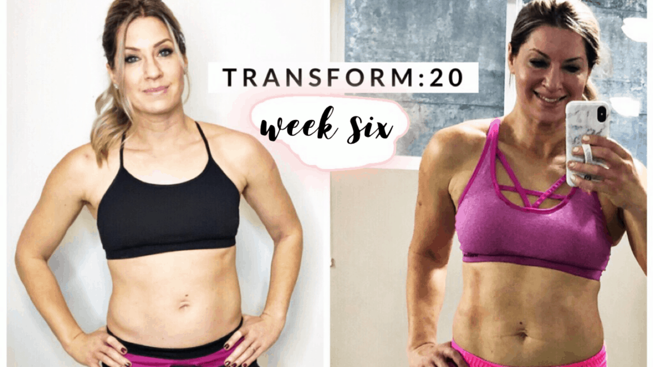Shaun T Transform :20 Week 6 Review! - Stacy Rody