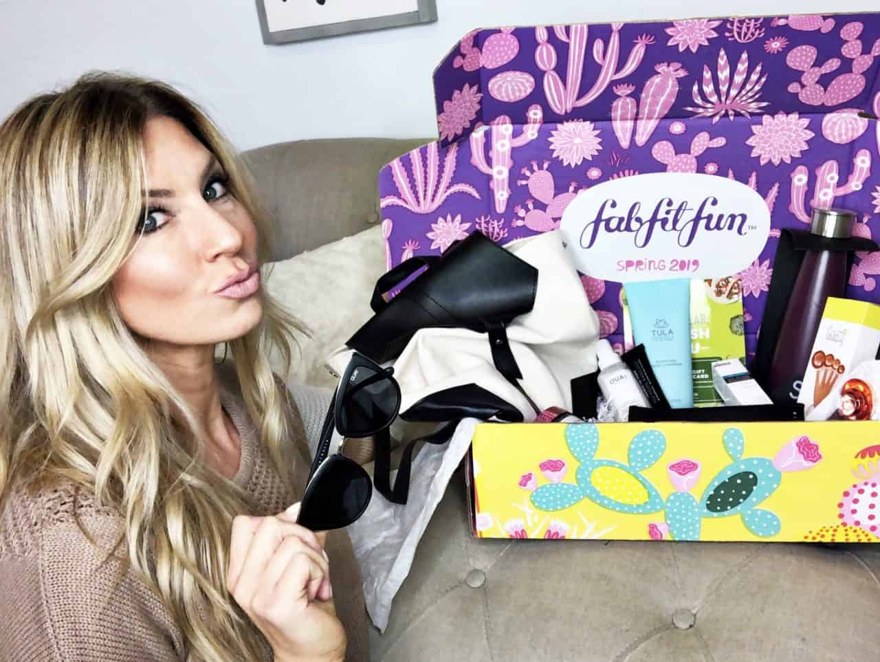 FabFitFun Spring 2019 Full Review