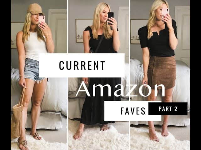 try on haul summer