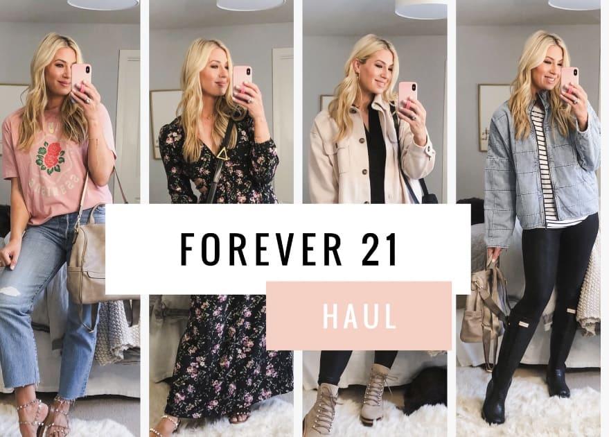 forever 21 shopping